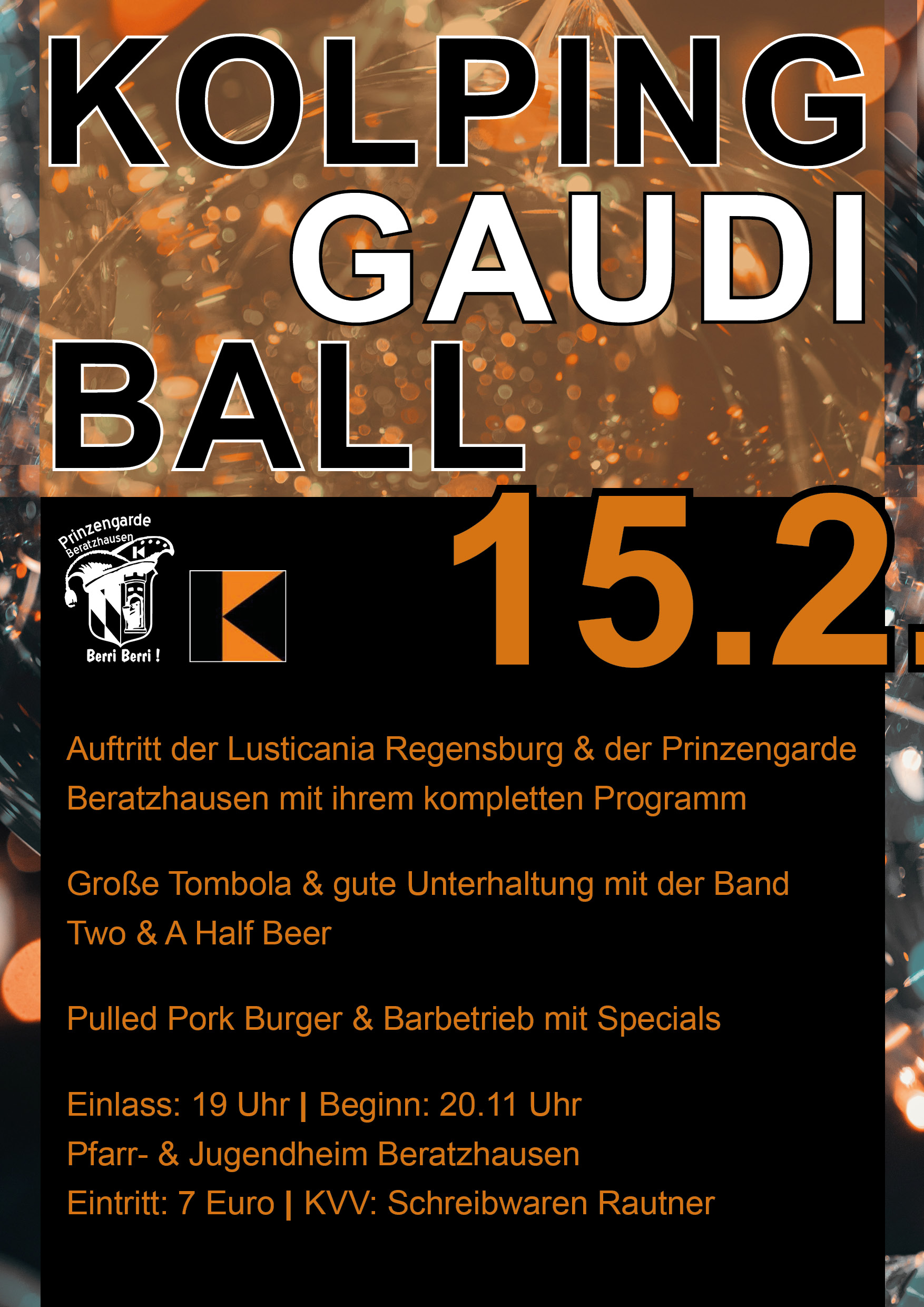 kolpinggaudiball 15 02 2020